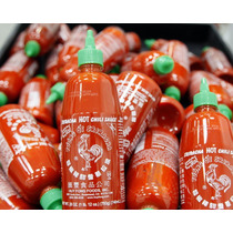 Salsa Sriracha El Gallo Comida China Oriental