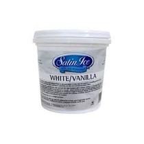 Fondant Satin Ice 20 Libras Sabor Vanilla En Promocion
