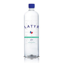 Agua Natural Alcalina Latyr ® Salud En Tu Cuerpo.