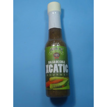 Salsa De Chile Xcatic Gourmet Hach Kí °100% Natural 150 Ml