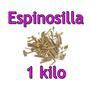 Espinosilla Planta Seca 1 Kilo Deshidratada Jabon Cabello