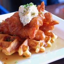 Saborizante Concentrado Tpa/tfa Chicken And Waffle 60 Ml