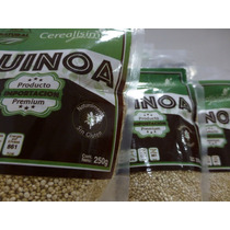 Quinoa Perlada 12pz 250g C/u (3kg) Importada Perú