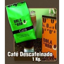 Café Bola De Oro Descafeinado - 1 Kilogramo