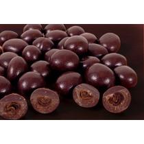 Granos De Cafe Cubiertos Con Chocolate De Leche Desde 1kg.