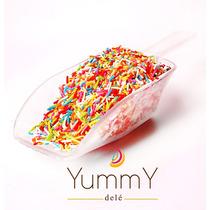 Granillo Confeti Comestible Candy Bar Fiestas Topping Yummy