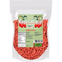 Bayas De Goji 100 % Organicas 500 Grs.
