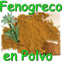 Fenogreco En Polvo Alholva Trigonella Foenum-graecum Especia
