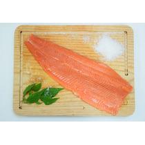 Salmon En Lonja O Porcionado Fresco O Congelado