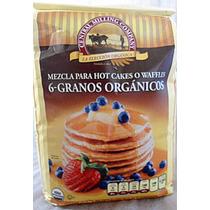 Harina Organica Hotcakes Integral Multigrano 2.5 Kg Pancake