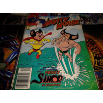 Mighty Mouse #3 1991 Comic En Ingles