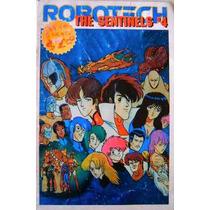 Robotech Los Centinelas # 4 / Ws Comics
