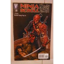 Ninja Scroll Part #10 Wildstorm Comics 2007 Usa Anime