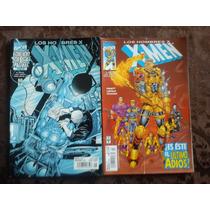 X - Men Preludio Los Doce Tomos 3 Y 5 Comics