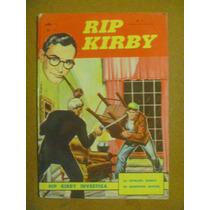 Cuento Vitnage Rip Kirby Envio Gratis El 1 Cuento Detective