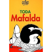 Toda Mafalda Quino Libro Pasta Dura Súperventa