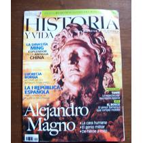 Historia Y Vida-lote De 13revistas De Historia-se Reseña-hm4