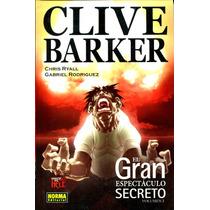Gran Espectaculo Secreto Vol. 2, El - Clive Barker / Norma