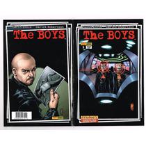 The Boys # 5 - Dynamite Comics - Editorial Panini