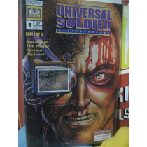 Soldado Universal 1 Original Now Comics