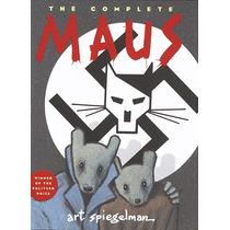 Maus - Art Spiegelman 296p Español