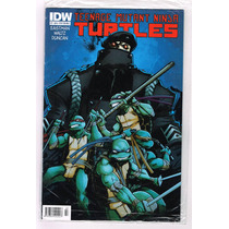 Teenage Mutant Ninja Turtles # 7 - Idw - Editorial Bruguera