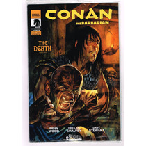 Conan The Barbarian # 11 - Editorial Bruguera
