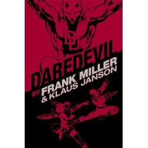 Libro Daredevil By Frank Miller & Klaus Janson Omnibus En Pd