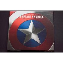 El Arte Del Capitan America, Primer Avengers - Marvel Comics