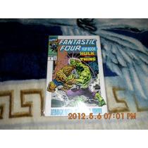 Comic De Coleccion Fantastic Four Num #1 Flip Book