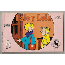 Librocomic Lorenzo Y Pepita Lalo Y Lola 1987