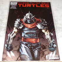 Idw Teenage Mutant Ninja Turtles #10 Editorial Bruguera