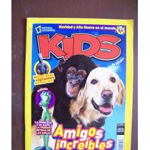 Kids En Español-revista De National Geographic-