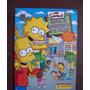 The Simpsons-álbum Panini-106stickers-man.superviv.colegio