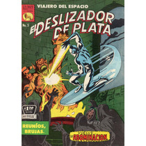 El Deslizador De Plata # 05 La Prensa
