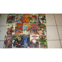 Paquete De Varios Comics Diversos X-men, Superman, Spiderman