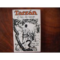 Libro Antiguo Hijo De Tarzan Edicion Para Coleccionistas