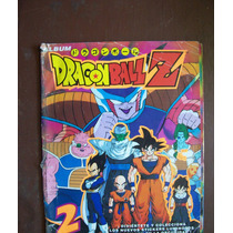 Album Stickers-dragon Ball Z-num.2 -luminosos-tiene 216 Est.