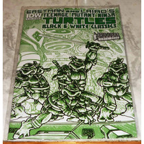 Idw Teenage Mutant Ninja Turtles #5 Black & White Classics