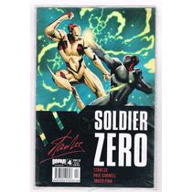 Soldier Zero # 4 - Boom! Studios - Editorial Bruguera