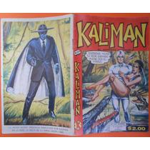 Kalimán - Enemigos - Primera Edición - Cómics, Revistas
