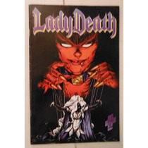 Comic Lady Death Between Heaven & Hell Part 3 By Brian Pulid