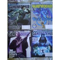 11 Revistas Game Informer Fotos Info De Juegos En 40.00 C/u