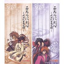 Dmx Set De 2 Blocks De Notas Bleach Rurouni Kenshin Kanji