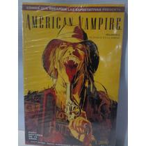American Vampire Vol.2 El Diablo En La Arena Vertigo Tpb