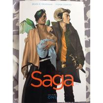 Saga Comic Tpb Del 1 Al 4 En Ingles Editado Por Image