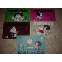 Mafalda Numeros Sueltos Completos 80 Pesos Cada Uno