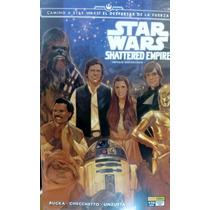 Star Wars Imperio Destrozado Tpb Pasta Suave Panini Comics