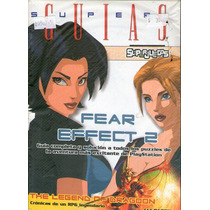 Comic Superguia Fear Effect 2 Suplemento Superjuegos