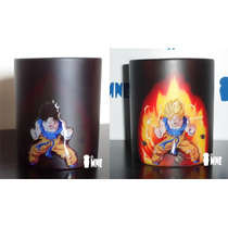 Taza Magica Goku 3d De Dragon Ball